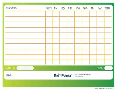 Free Printable Behavior Charts Improves Behavior Kid