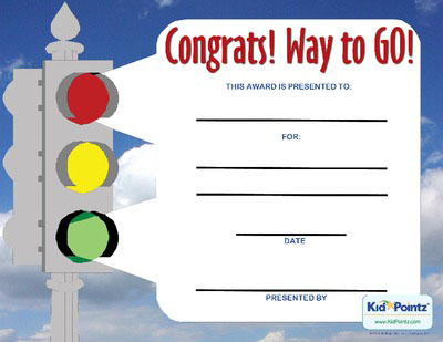 Free Congratulations Certificates for Kids – Printable Congratulations Certificate