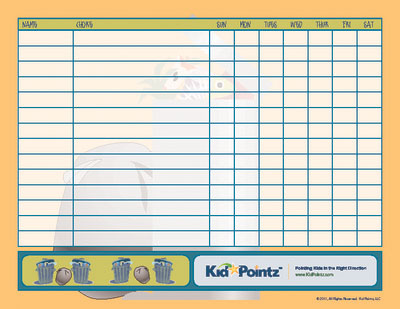 graphic relating to Printable Chore Charts for Multiple Children referred to as Chore Charts for Children Numerous Young children Child Pointz