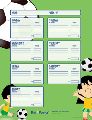 picture regarding Printable Exercise Charts identify Health and fitness Charts Child Pointz