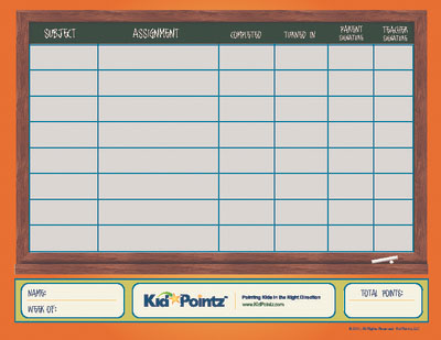 Free Printable Student Planners for Back to School - Blessed