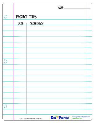 Science Worksheets – Free Science Worksheets for Kids | Kid Pointz