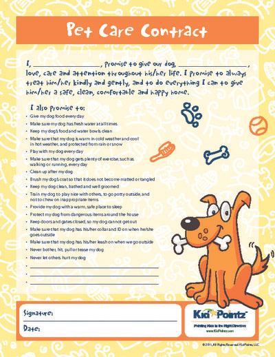 Teaching Kids to Care of their Pet Dog |Kid Pointz