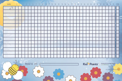 Free Star Charts - Multiple Kids