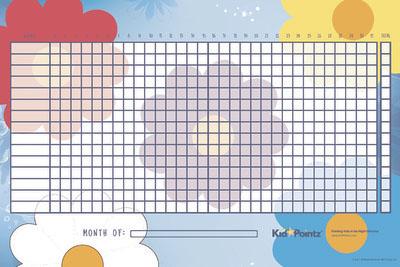 Charts for Children: Stars - Multi Kids