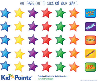 Star stickers for kids images for Images of stars for kids