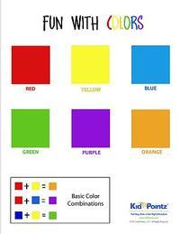 Colors Worksheet
