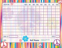 picture regarding Free Printable Behavior Charts referred to as Patterns Charts - Increase Routines of Kids Little one Pointz
