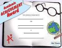 Printable Certificate: Academic