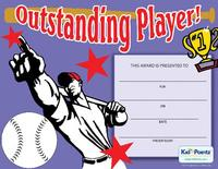 Outstanding Player Award
