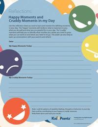 Happy and Cruddy Moments