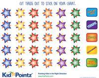 Star Stickers - 2